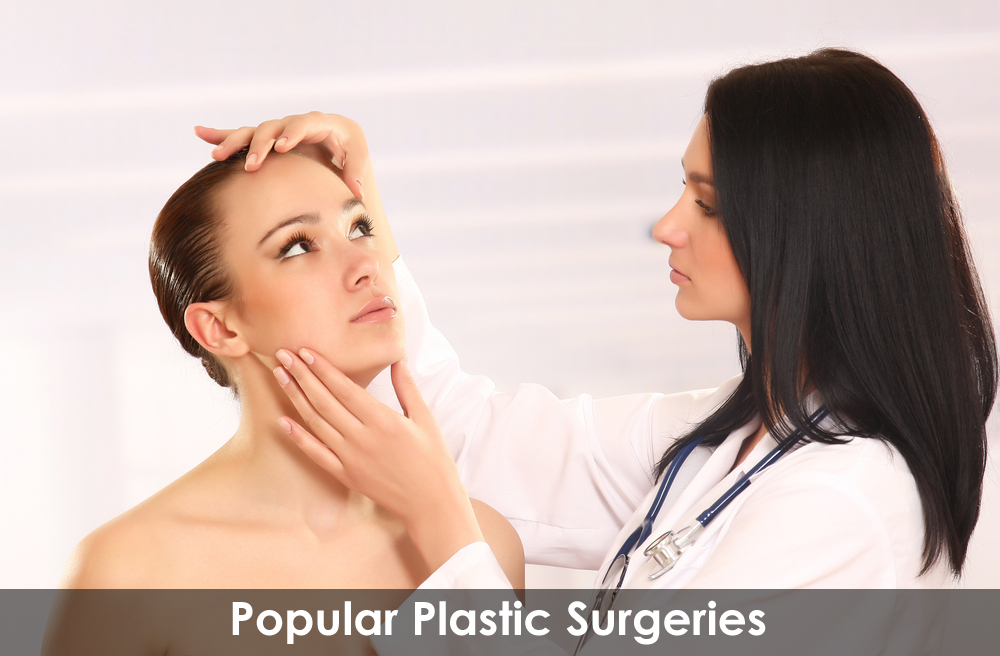 Popular Plastic Surgeries